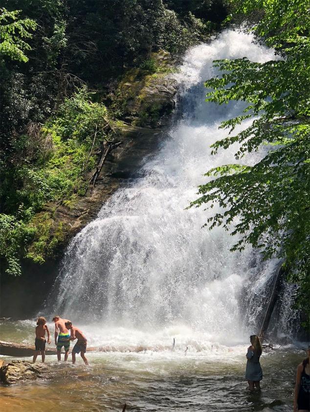 Helton Creek Falls2